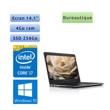 Dell Latitude 6430u - Windows 10 - i7 4Go 256Go SSD - 14.1 - Webcam - Ordinateur Portable PC