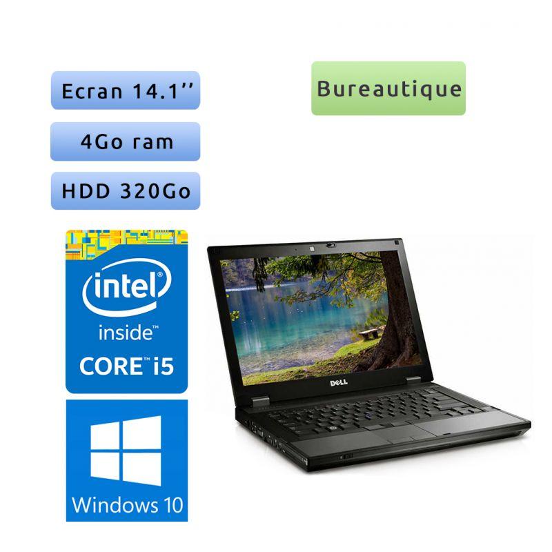 Dell Latitude E5410 - Windows 10 - i5 4Go 320Go SSD - 14.1 - Webcam - Ordinateur Portable PC