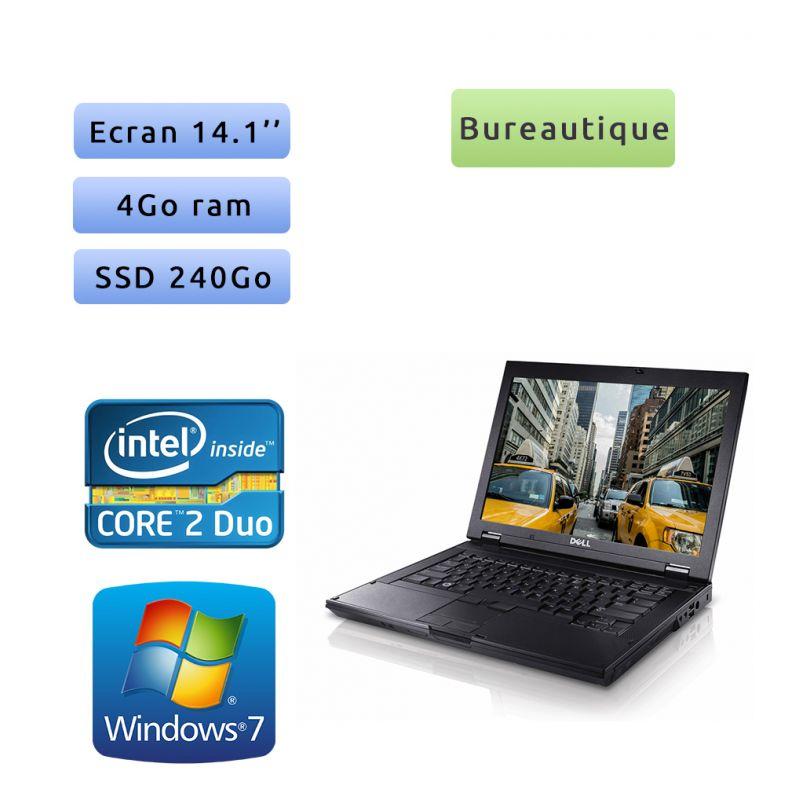 Dell Latitude E5400 - Windows 7 - C2D 4Go 240Go SSD - 14.1 - Ordinateur Portable PC