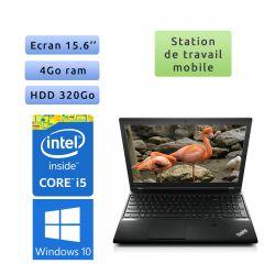 Lenovo ThinkPad L540 - Windows 10 - i5 4Go 320Go - 15.6 - Ordinateur Portable PC