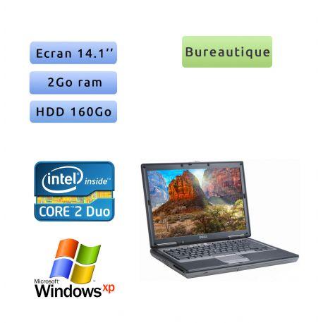 Dell Latitude D630 - Windows XP - C2D 2Go 160Go - 14.1 - Ordinateur Portable PC