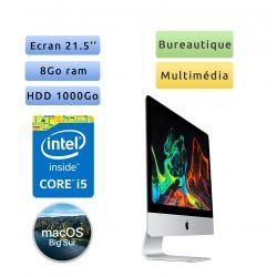 Apple iMac 21.5'' A1418 (EMC 2889) Core i5 - 8Go 1000Go - iMac16,2 - Unité Centrale