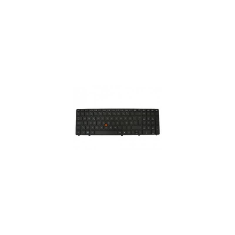 HP WorkStation Keyboard QWERTY 8760W - 652553-031