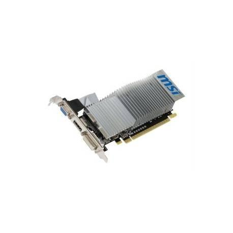 Ajout d'une carte Vidéo PCI-E avec 1Go de Mémoire dédiée - PC Fixe