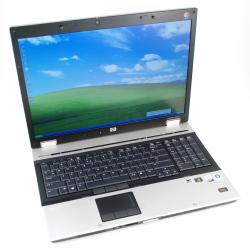Hp EliteBook Workstation 8730w Windows XP - Station de Travail Mobile PC Ordinateur