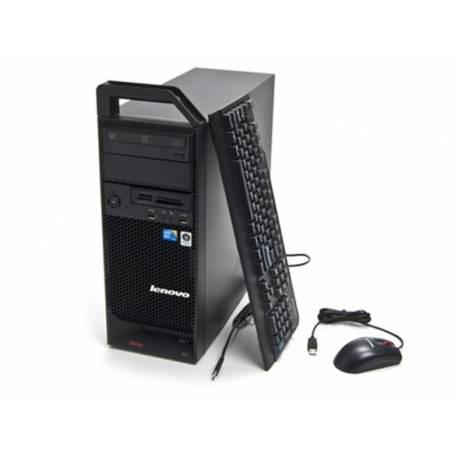 Lenovo ThinkStation S20 TW W3505 Windows 7 - Ordinateur Tour Workstation PC