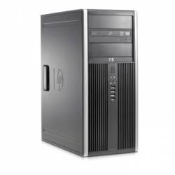 Hp 8000 Elite CMT -Windows 7 - C2D 4GB 250GB - PC Tour Bureautique Ordinateur