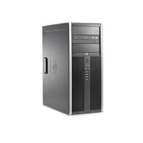 Hp 8000 Elite Cmt Windows 7 C2d 4gb 250gb Pc Tour Bureautique