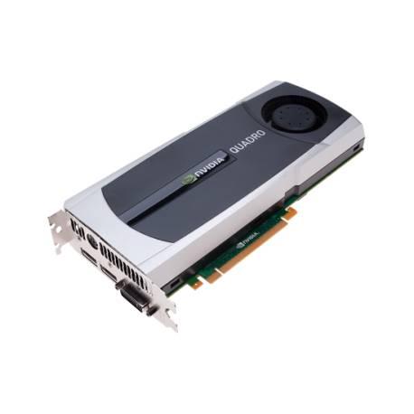 nVidia Quadro FX5600 - 1.5Go GDDR3 - NVA-P357-000 - Carte vidéo PCI-E