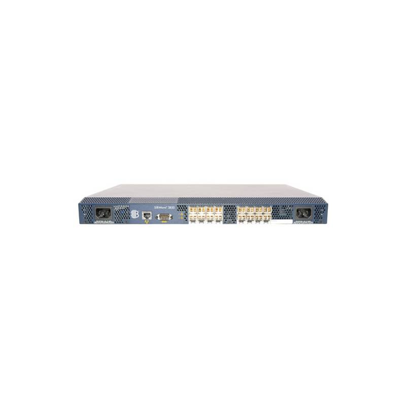 Brocade Silkworm 3850 Switch Fibre SAN 16 Ports