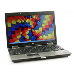 HP EliteBook 8540w - Windows 7 - i7 4GB 250GB - FX880M - 15.4 - Station de Travail Mobile PC Ordinateur