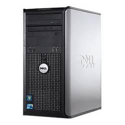 Dell Optiplex 380 - Windows 7 - CD 2GB 160GB - Ordinateur Tour Bureautique PC