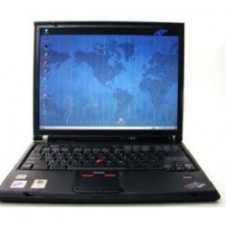 IBM Lenovo ThinkPad T400 - Windows 7 - Webcam - C2D 4GB 160GB - 14.1 - Ordinateur Portable PC