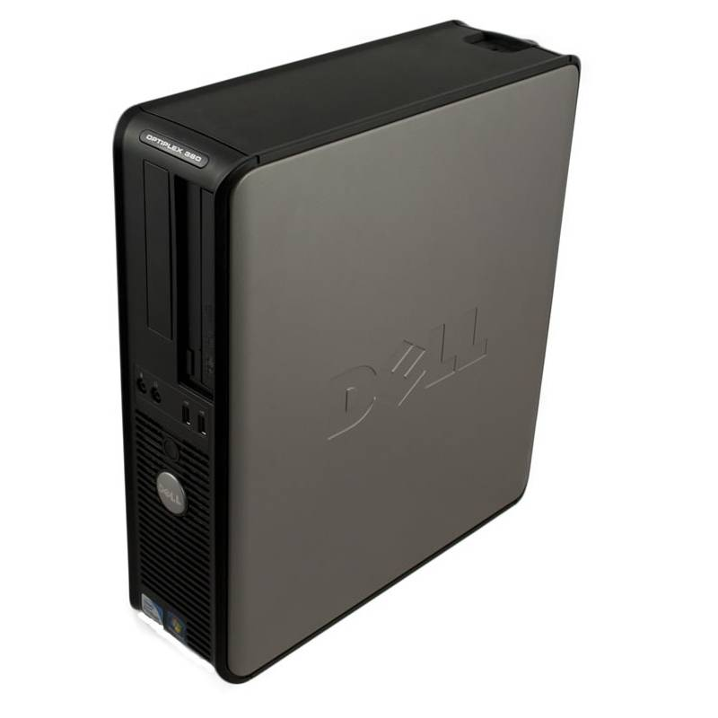 Dell Optiplex 380 Windows 7 Cd 8gb 160gb Ordinateur Tour