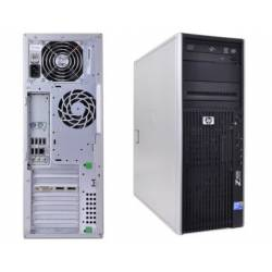 HP Workstation Z400 - Windows 7 - W3520 4GB 250GB - Ordinateur Tour Workstation PC