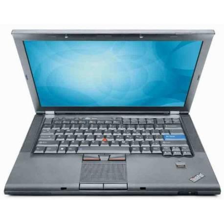 Lenovo ThinkPad T410 - Windows 7 - Webcam - i5 8GB 1000GB - 14.1'' - Ordinateur Portable PC