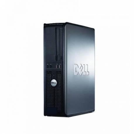 DELL Optiplex 360 - Windows 7 - DC 2Go 160Go - port série et parallèle - Ordinateur Tour Bureautique