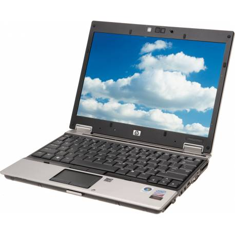 Hp EliteBook 2530p - Windows XP - C2D 2GB 120GB - 12.1'' - Station de Travail Mobile PC Ordinateur