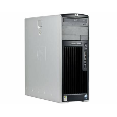Hp WorkStation XW6400 - Windows XP - E5320 8Go 250Go - Ordinateur Tour Workstation PC