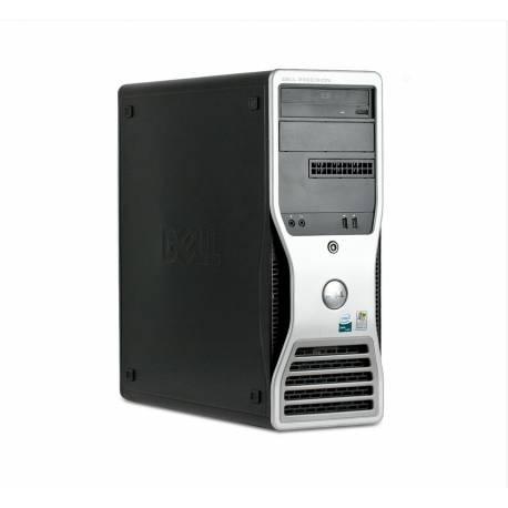 Dell Precision T5500 Windows 7 X5560 4gb 750gb Ordinateur Tour