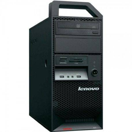 Lenovo ThinkCenter E20 - Windows 7 - X3470 4GB 250GB - Station de travail Tour