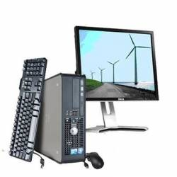 DELL Optiplex 780 + Ecran 22 - Windows 7 - Ordinateur Tour Bureautique