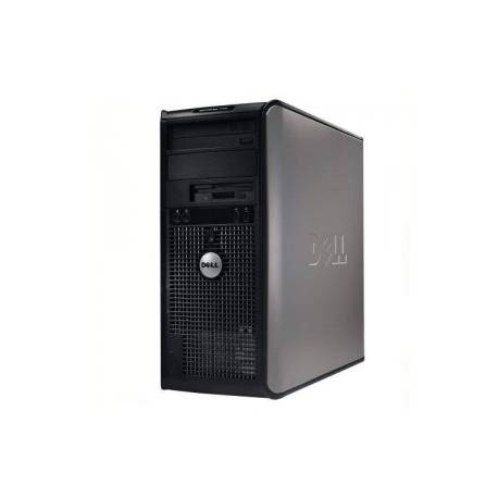 Dell Optiplex 745 - Windows XP - DC 1Go 80Go - Ordinateur Tour Bureautique PC