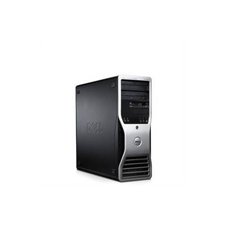 Station de travail Dell Precision T5500 - Windows 7 - E5620 4GB 250GB - Ordinateur Tour Workstation PC