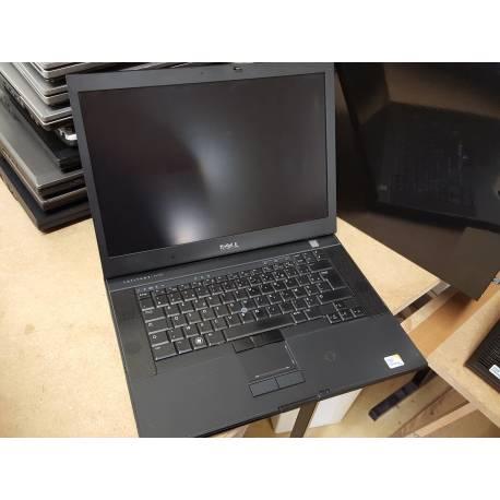 Dell Latitude E6500 Grade B - Windows 7 - 2.4 4GB 160GB - 15.4'' - Ordinateur Portable PC