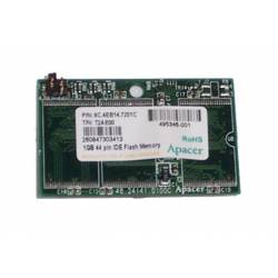 Disque Flash 1GB IDE - T2AE00 Apacer - 495346-001 - 8C.4EB14.7201C
