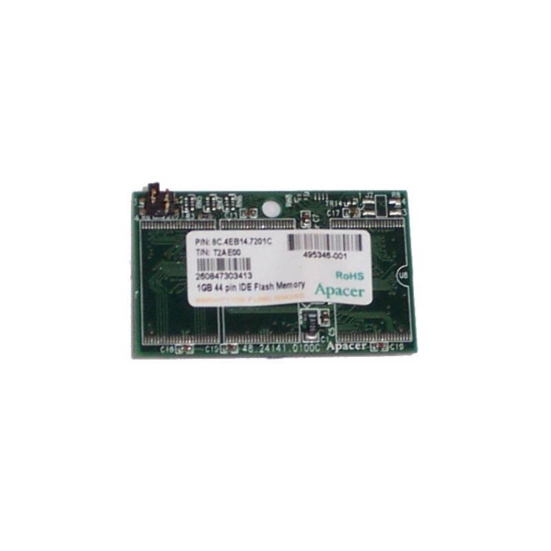 Disque Flash 1GB IDE - T2AE00 Apacer - 495346-001 - 8C.4EB14.7201C