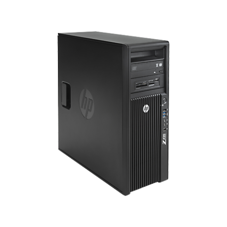 HP Workstation Z420 - Windows 7 - E5-1603 8GB 500GB - Quadro 2000 - Ordinateur Tour Workstation PC
