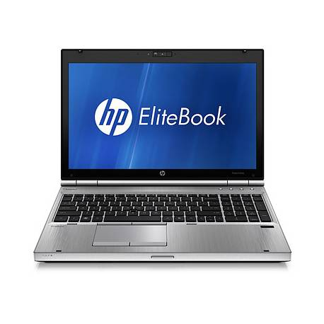 HP EliteBook 8560p - Windows 7 - i5 4GB 500GB - HD6470M - 15.4 - Webcam - Station de Travail Mobile PC Ordinateur