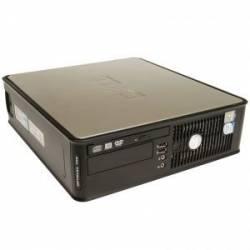 Lot de 10 x Tour Dell Faible encombrement - Windows 7 - Double Coeur 4GB 160GB - Ordinateur Tour Bureautique PC