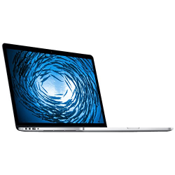 Apple MacBook A1398 (EMC 2745) 15.4'' i7 2.6GHz - 16 GB 256GB SSD - Ordinateur Portable Apple