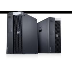 Dell Precision T3600 - Windows 7 - E5-1620 8GB 500GB SSD - Ordinateur Tour Workstation PC