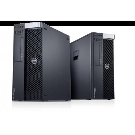 Dell Precision T3600 - Windows 7 - E5-1620 8GB 250GB SSD + 1000GB - Ordinateur Tour Workstation PC