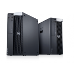 Dell Precision T3600 - Windows 7 - E5-1620 12GB 250GB SSD + 1000GB - Ordinateur Tour Workstation PC