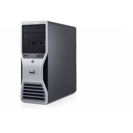 Station de travail Dell Precision T5500 - Windows 7 - E5620 8GB 120GB SSD - Ordinateur Tour Workstation PC