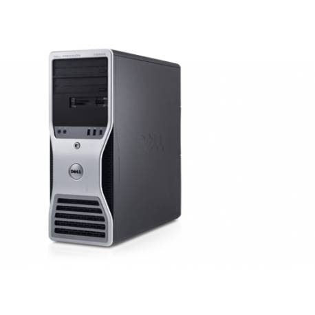 Station de travail Dell Precision T5500 - Windows 7 - E5620 12GB 120GB SSD - Ordinateur Tour Workstation PC