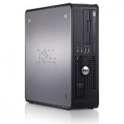 Dell Optiplex 760 - Windows XP - CD 2GO 250GO - Wifi - Ecran 17'' - Ordinateur Tour Bureautique PC
