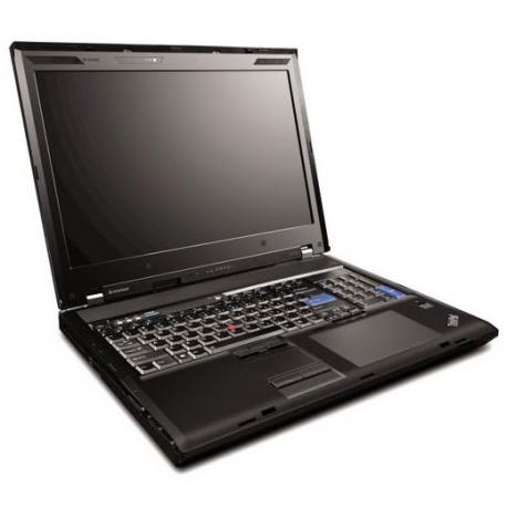 IBM Lenovo ThinkPad W700 - Windows 7 - C2D 4GB 160GB - 17'' - Ordinateur Portable PC