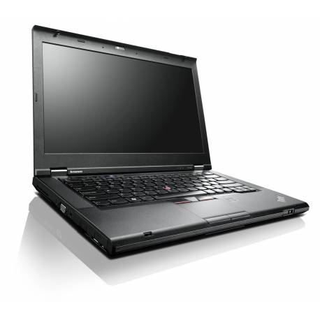 Lenovo ThinkPad T430 - Windows 7 - Webcam - i5 4GB 320GB - 14.1'' - Webcam - Ordinateur Portable PC
