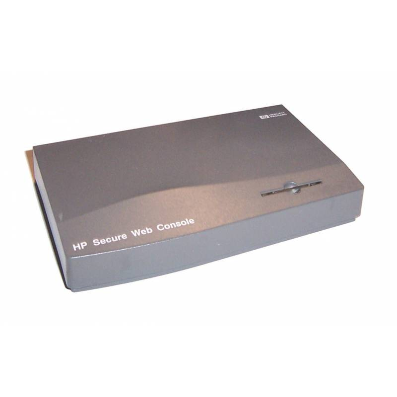 HP Secure Web Console - J3591A