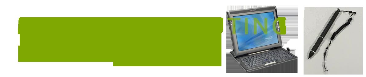 Motion Computing - Périphériques de saisie