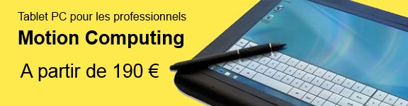 Tablet PC - Motion Computing